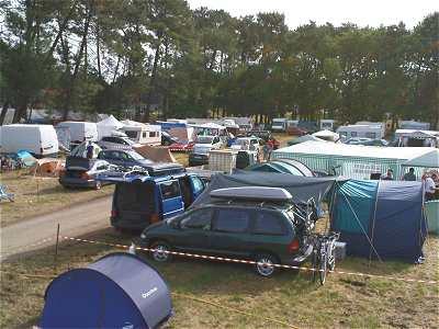 Expo Camping Car Chateau De Rots